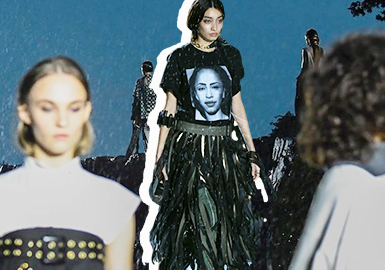Feminine Strength -- The Catwalk Analysis of Sacai Womenswear