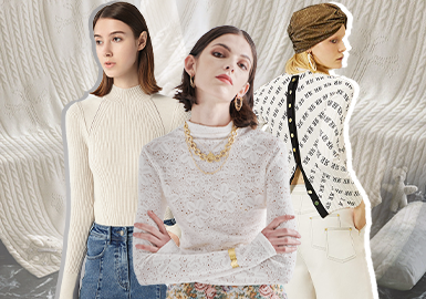 Classic, Versatile and Skin-Friendly -- The Silhouette Trend for Women's Knitted Base-Layers