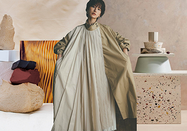 The Era of Cotton -- The Thematic Color Trend for Womenswear