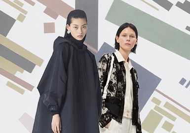 Renewal in Winter -- The Comprehensive Analysis of Lady Style Womenswear Benchmark Brands