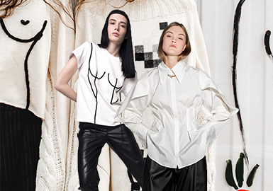 Simple Art -- Yana Besfamilnaya The Womenswear Designer Brand