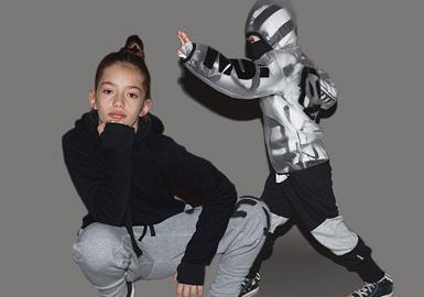 Dark Style -- Nununu The Kidswear Benchmark Brand