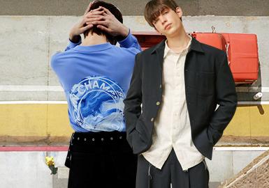 Street and Everyday Fashion -- The Comprehensive Analysis of Korean Menswear Designer Brands