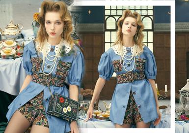 French Retro Romance--Lyn Around, a Thai Independent Designer Brand