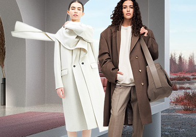 Soft Strength--The Silhouette and Evolution of Women's Overcoats