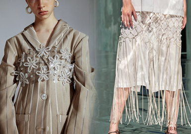 Ecological Accessory -- The Accessory Trend for Womenswear