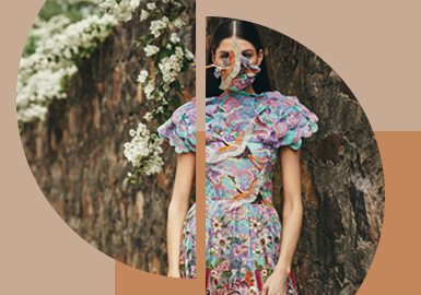 Chinese Embroidery -- The Pattern Craft Trend for Womenswear