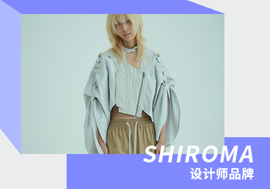 Deconstruction -- The Analysis of SHIROMA The Womenswear Designer Brand
