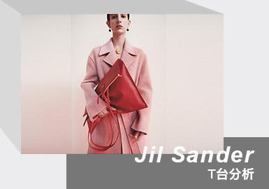 Accelerate Simplification -- The Catwalk Analysis of Jil Sander Womenswear
