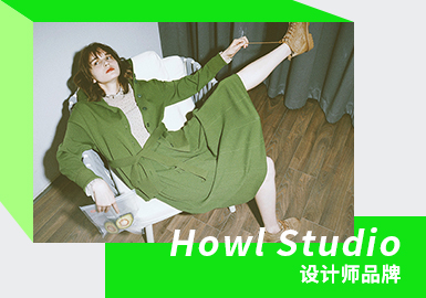 Korean Girls -- The Analysis of Howl Studio The Womenswear Designer Brand