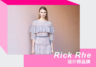 Elegant Goth -- The Analysis of Rick Rhe The Womenswear Designer Brand