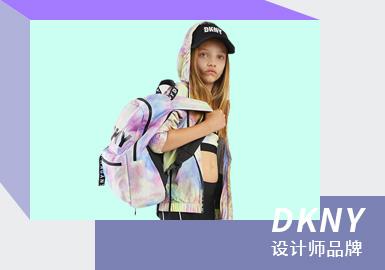 Dynamic Street -- The Analysis of DKNY The Kidswear Benchmark Brand