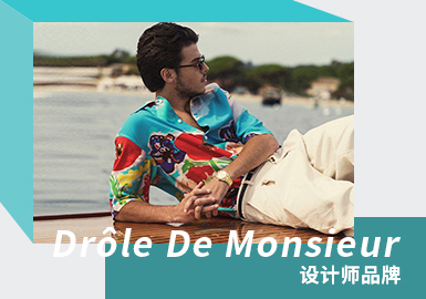 Summer Vacation -- The Analysis of Drôle De Monsieur The Menswear Designer Brand