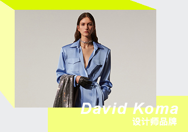Modern Party -- The Analysis of David Koma The Womenswear Designer Brand