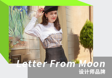 Retro Romance -- The Analysis of Letter From Moon The Womenswear Designer Brand