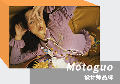 Retro Gift -- The Analysis of Motoguo The Womenswear Designer Brand