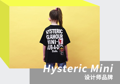 Variant Mini-Chan -- The Analysis of Hysteric Mini The Kidswear Designer Brand