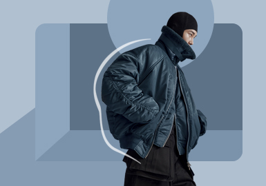 Upgraded Practicality -- The Silhouette Trend for Mens' Jacket