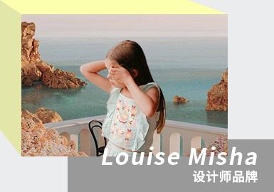 Bohemia Pure Land -- The Analysis of Louise Misha The Kidswear Designer Brand