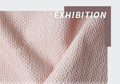 Fresh and Exquisite -- The Fabric Analysis of Paris Première Vision Online Exhibition