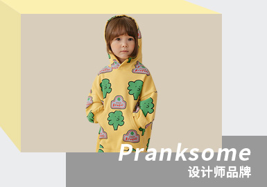Natural Childlike Life -- Pranksome The Kidswear Designer Brand
