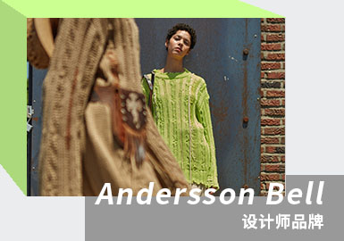 Korean Unisex Dominator -- The Analysis of Andersson Bell The Womenswear Designer Brand