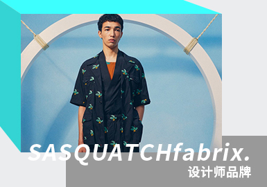 The Convergence of Modern and Tradition -- The Brand Analysis of SASQUATCHfabrix. The Menswear Designer Brand