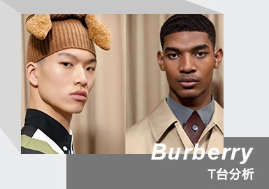 Salute to the Coexistence of Human and Nature -- The Menswear Catwalk Analysis of Burberry