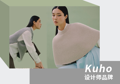 Basic Attainments -- The Analysis of Kuho The Womenswear Designer Brand