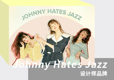 Sweet Girl -- Johnny Hates Jazz The Womenswear Designer Brand