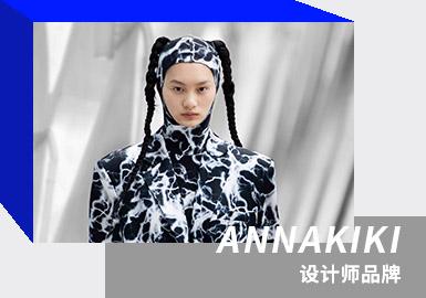 Millennium Galaxy Tribe -- The Analysis of ANNAKIKI The Womenswear Designer Brand