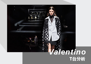Punk and Romantic Gesture -- The Womenswear Catwalk Design of Valentino