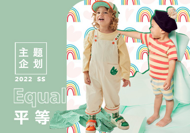 Equal -- The Theme Design of Infants' Wear