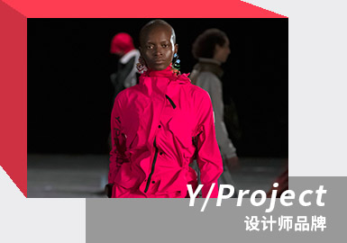 Deconstruction, Twist and Asymmetry -- The Analysis of Y/Project The Womenswear Designer Brand