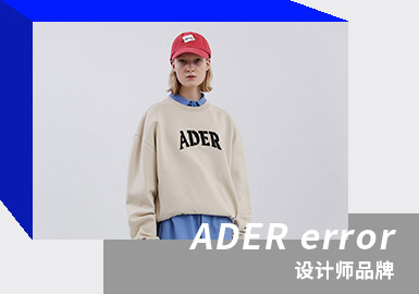 Layering Time -- The Analysis of ADER error The Womenswear Designer Brand