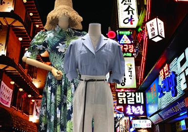 Girls' Elegant Space -- The Analysis of Dongdaemun Womenswear Market