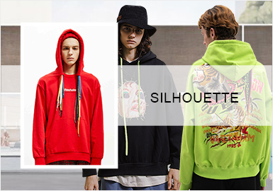 Fashion Sweatshirts -- S/S 2020 Silhouette Trend for Menswear
