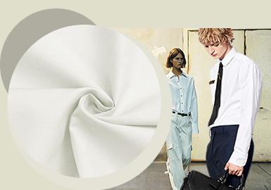 Delicate Safety -- The Fabric Trend for Men's and Women's Shirt