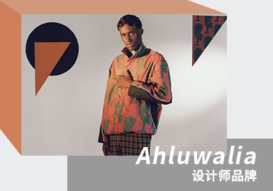 Mixed and Diversified Culture -- The Analysis of Ahluwalia The Menswear Designer Brand