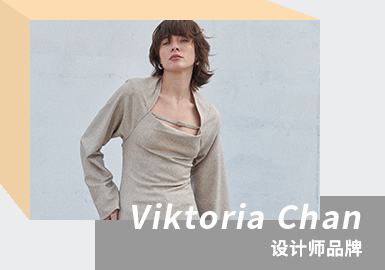 Daily Practicality and Entry-luxury -- The Analysis of Viktoria Chan The Womenswear Designer Brand