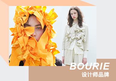Korean CDG Girl -- BOURIE The Womenswear Designer Brand