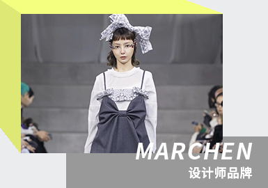 Fairy Dress -- The Analysis of MARCHEN The Womenswear Designer Brand