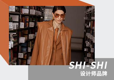 Neoclassicism -- The Analysis of SHI-SHI The Womenswear Designer Brand