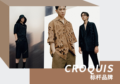 Another Me -- The Analysis of CROQUIS The Menswear Benchmark Brand