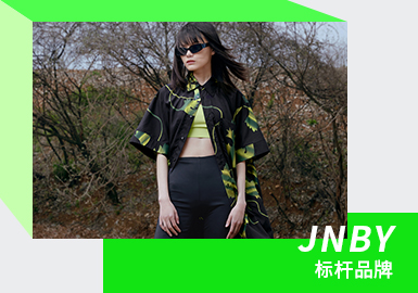 Mexico Symbiosis -- The Analysis of JNBY The Womenswear Benchmark Brand