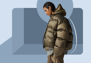 Unlock the Winter -- The Silhouette Trend for Men's Puffa Jacket