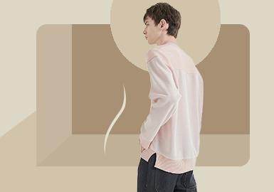 Delicate Business Pullover -- The Silhouette Trend for Men's Knitwear