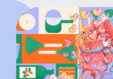 Joyous Comfort -- The Pattern Trend for A/W 22/23 Infants' Wear