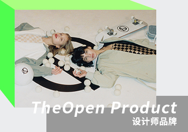 Rebellious Spirit -- The Analysis of TheOpen Product The Womenswear Designer Brand