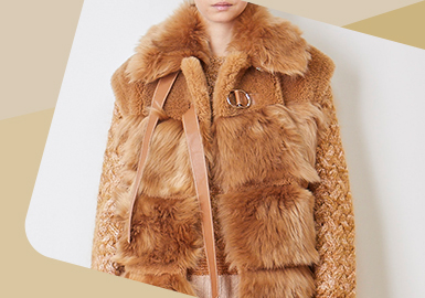 Combination and Collision -- The Splicing Craft Trend for Fur